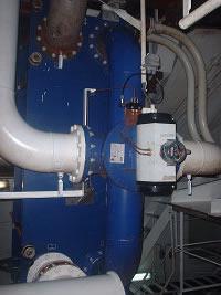 Sistemas automáticos de limpeza para trocadores de calor
